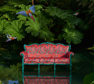 Clarke & Clarke Animalia Fabric Collection