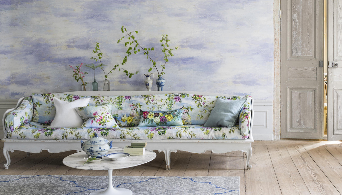 Designers Guild - Caprifoglio Collection Wallpaper