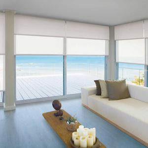 Sun Filtering Blinds Can Protect Your Furniture