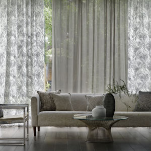 Pairing Blockout Blinds with Sheer Curtains
