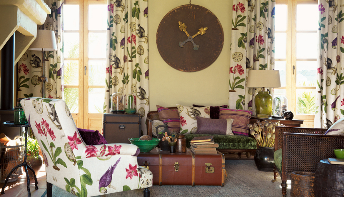 Sanderson Voyage of Discovery Collection