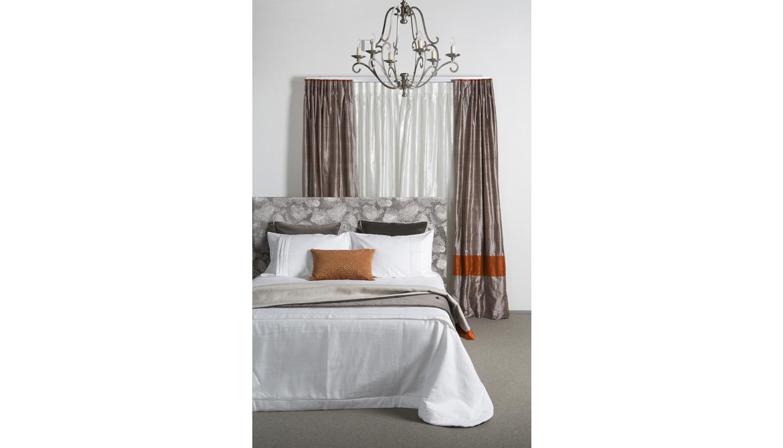 Luxury Silk Curtains