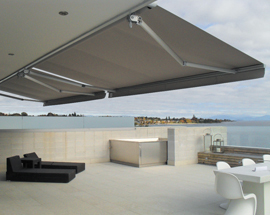 Luxaflex Fabric Awning Systems