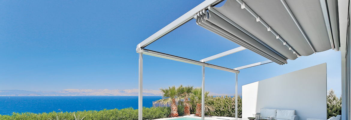 All Seasons Exterior Blind System