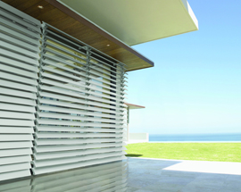Luxaflex External Venetian Blinds
