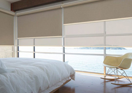 Rollershades & Sunscreens